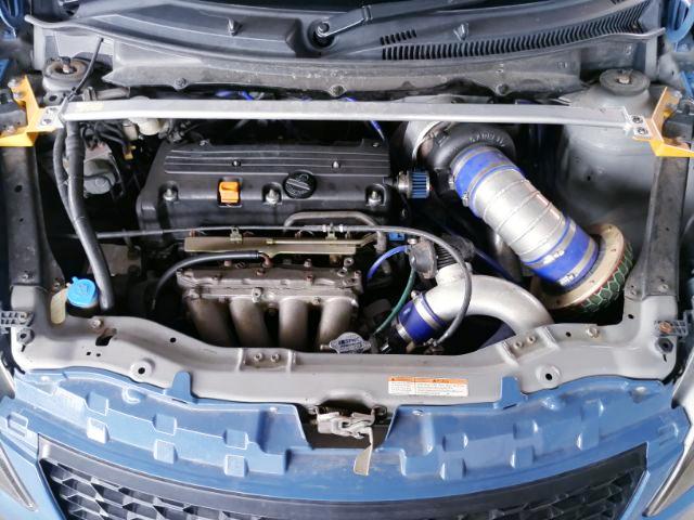 K24A 2.4L i-VTEC TURBO ENGINE.