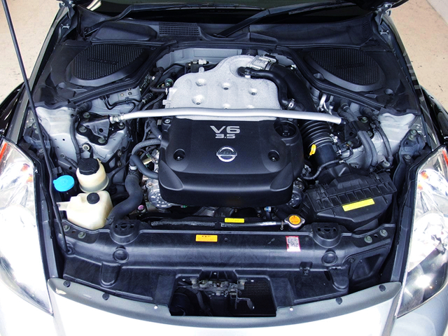 VQ35DE 3.5L V6 ENGINE.