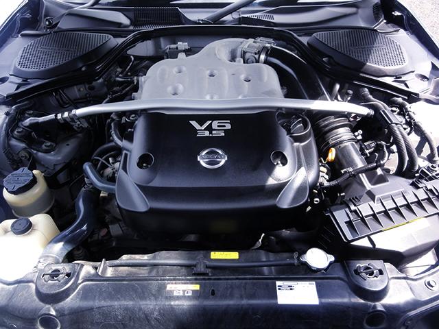 VQ35DE ENGINE.