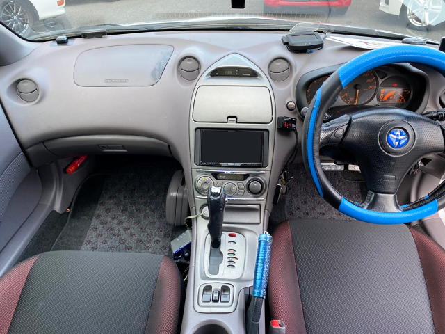 DASHBOARD and AUTOMATIC SHIFT OF ZZT231 CELICA SS2.