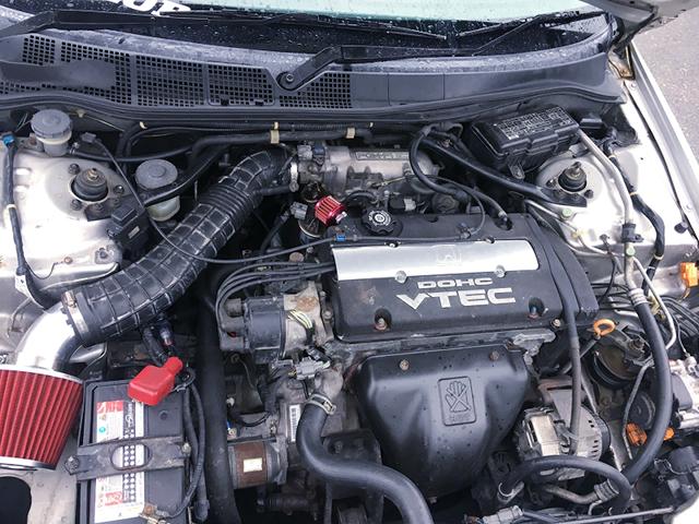 H23A 2.3L VTEC ENGINE.