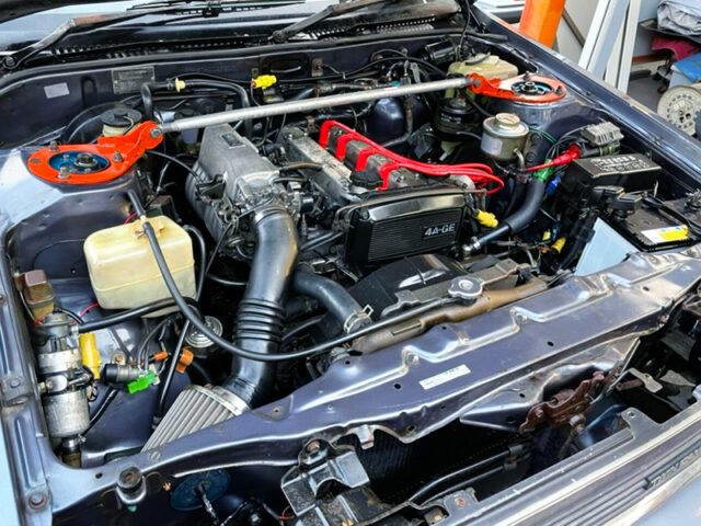 16V 4AGE 1600cc ENGINE.