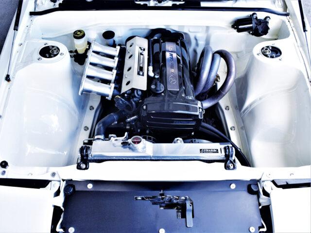 AE111 20V 4AGE ENGINE.