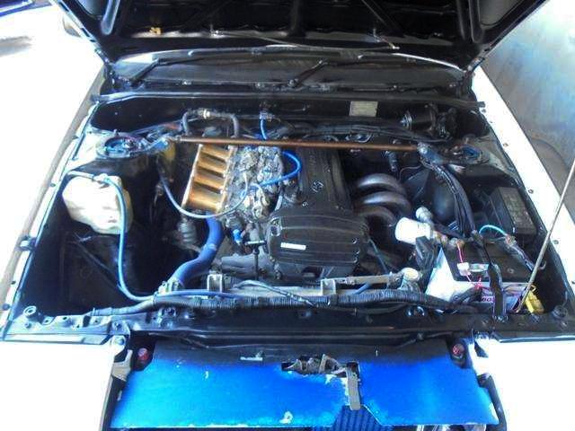 20V 4AGE 1600cc ENGINE.