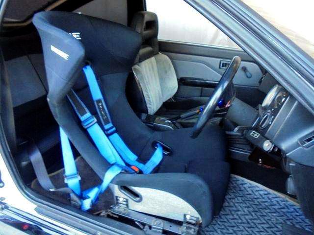 DRIVER'S BRIDE FULL BUCKET SEAT.