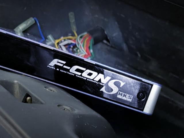 HKS F-CON S SUB COMPUTER.
