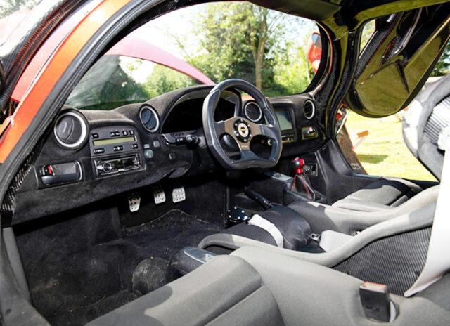 CENTER DRIVER'S SEAT OF CONTERA MD1.