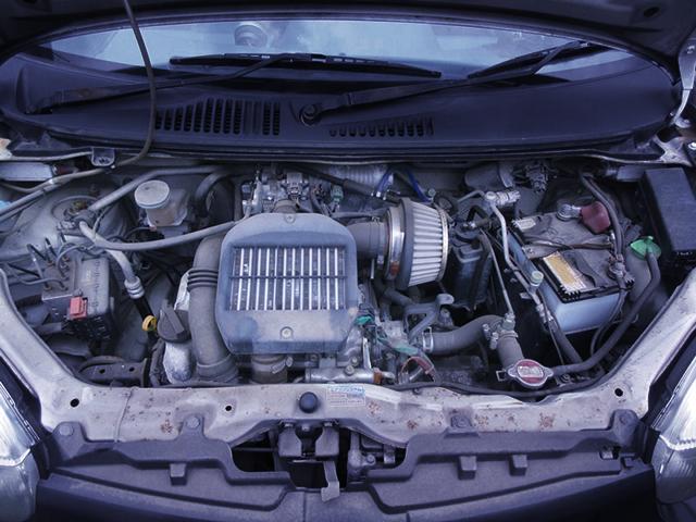 K6A TWIN CAM TURBO ENGINE.