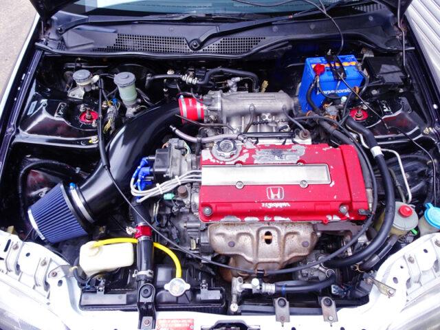 B16A 1600cc VTEC ENGINE.