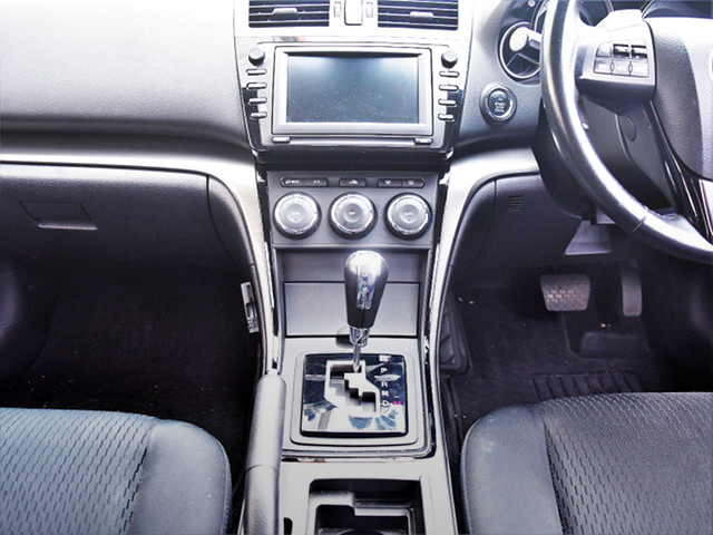 5-SPEED AUTOMATIC OF GH5FS ATENZA SPORT 25S.
