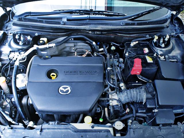 L5-VE 2.5L ENGINE.