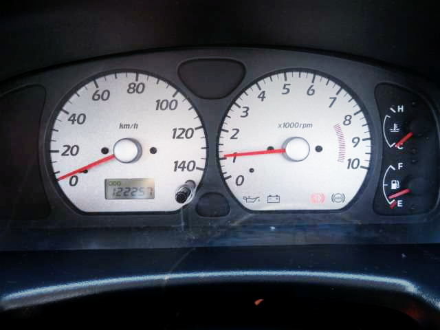 SPEED CLUSTER.