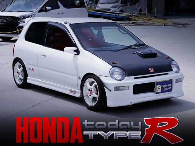 TYPE-R MODIFIED JA4 TODAY Rs.