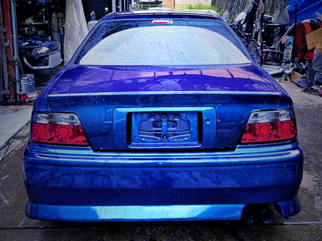 TAIL LIGHT OF JZX100 CHASER WIDEBODY.