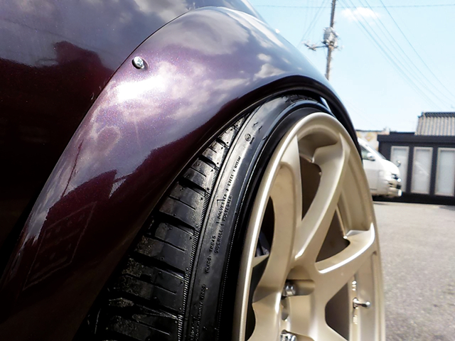 N-STYLE TYPE-1 FENDER ARCH.