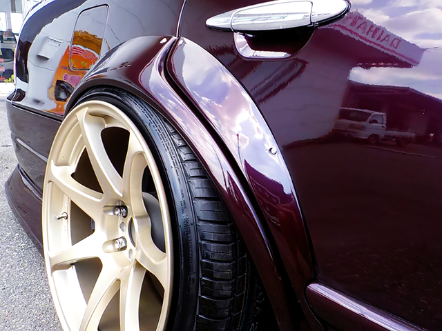 N-STYLE TYPE-6 FENDER ARCH.