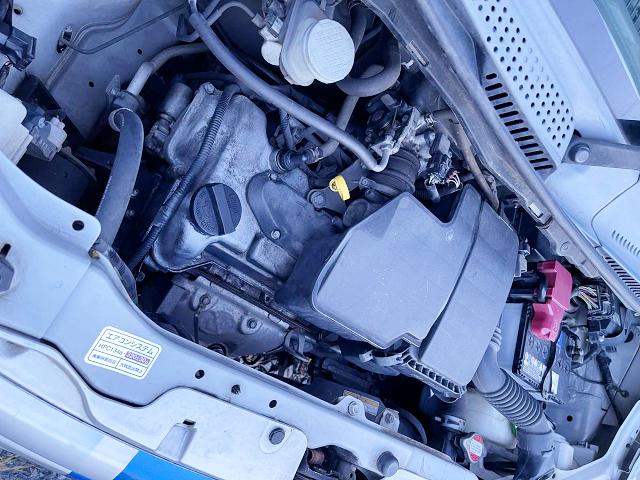 K6A ENGINE.