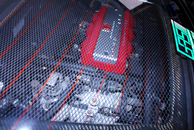 C30A 3000cc V6 VTEC ENGINE.