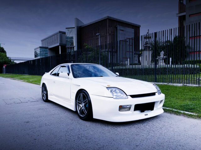 FRONT EXTERIOR OF 5th Gen PRELUDE.