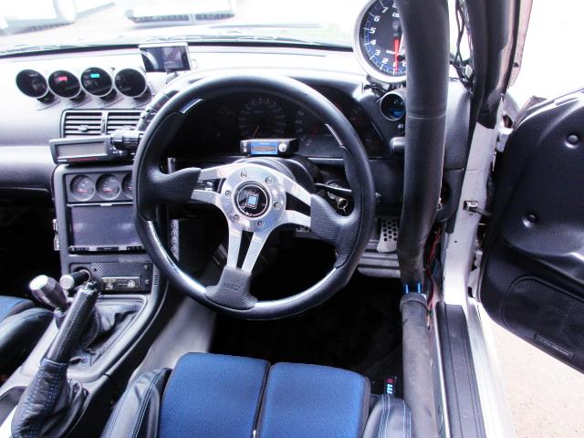 DRIVER'S DASHBOARD.