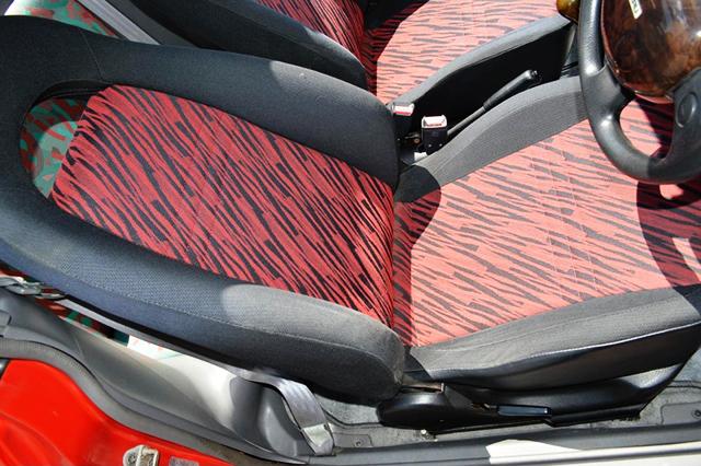 RX-R SEATS CONVERSION of VIVIO T-TOP INTERIOR.