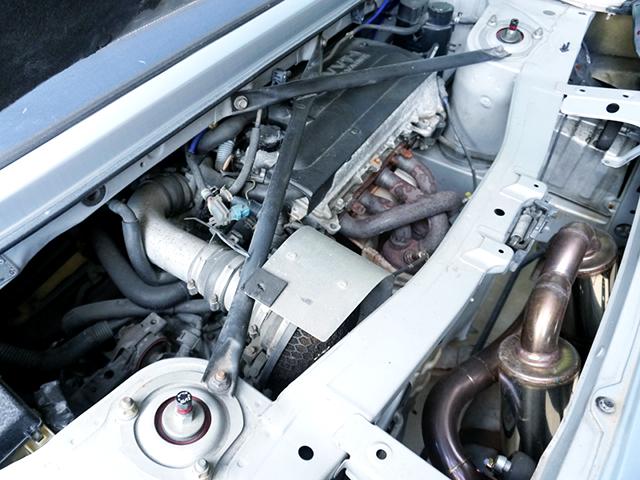1ZZ-FE ENGINE OF VEILSIDE FORTUNE 01 MODEL MR-S.