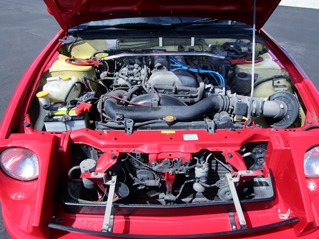 SR20DE ENGINE.