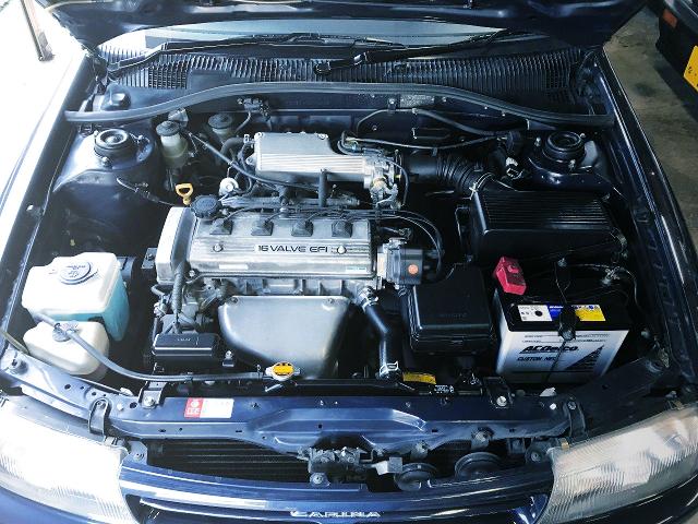 7A-FE 1800cc DOHC ENGINE.