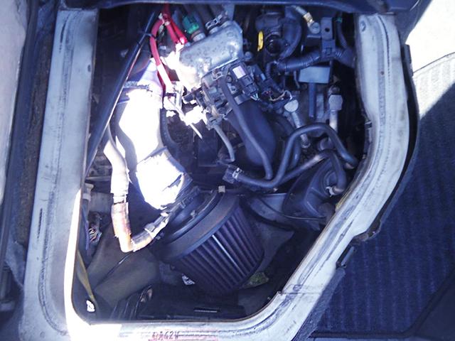 K6A TWINCAM TURBO ENGINE with HT07 TURBINE.