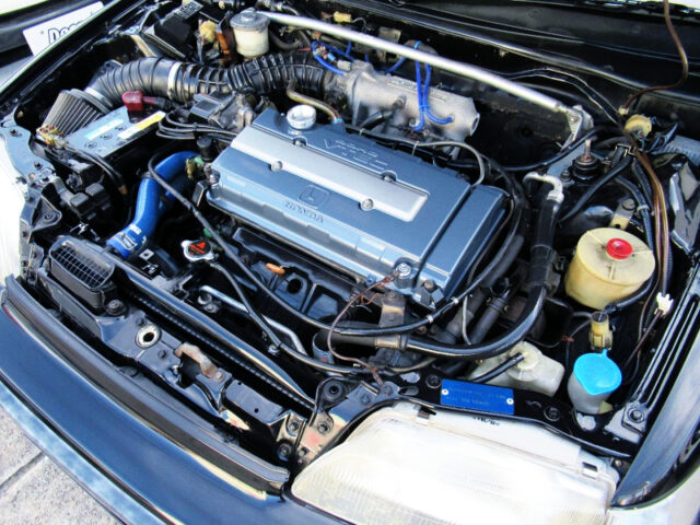 TODA 1.8L STROKED B16A VTEC ENGINE.