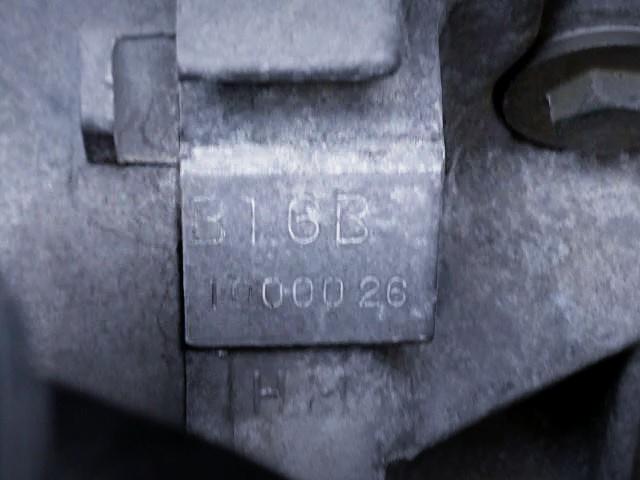 B16B ENGINE BLOCK.