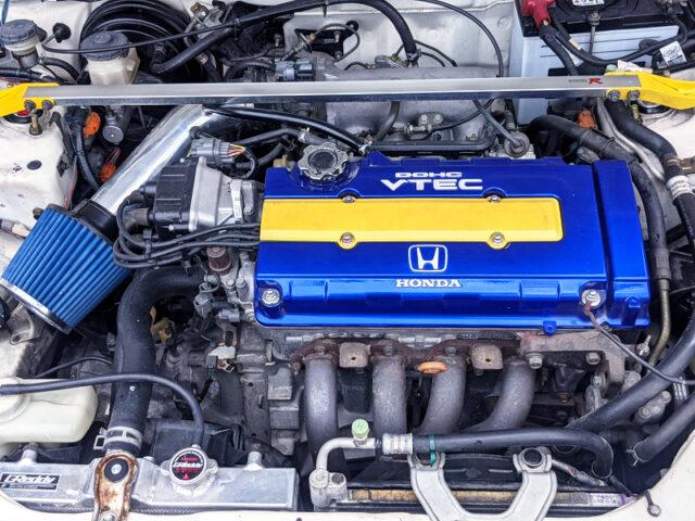 B16B VTEC ENGINE with 1.8L STROKER.