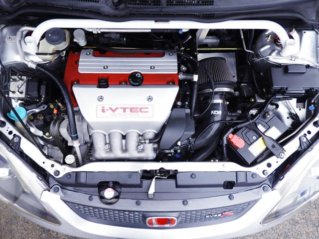 K20A i-VTEC ENGINE of EP3 CIVIC TYPE-R MOTOR.