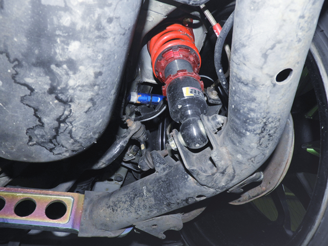 REAR COILOVER OF EP3 CIVIC TYPE-R.