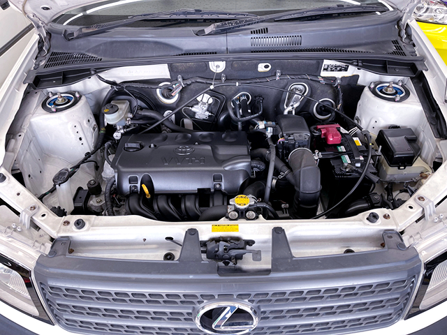 2NZ-FE 1.3L NATURALLY ASPIRATED ENGINE