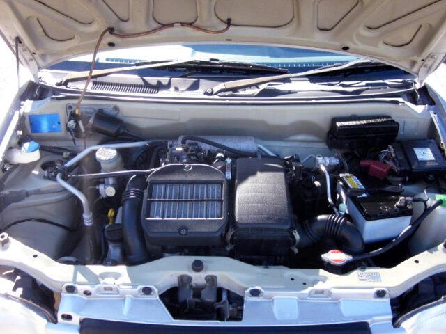 K6A TWINCAM TURBO ENGINE into HA23V ALTO ENGINE ROOM.