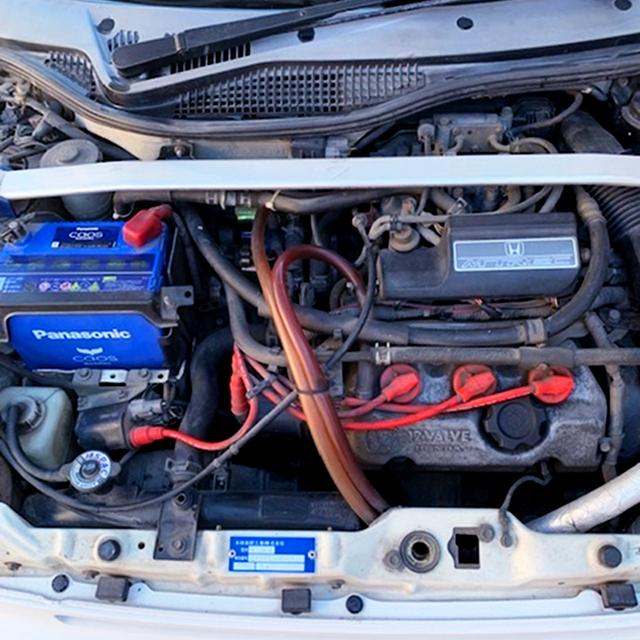 MTREC EO7A ENGINE.