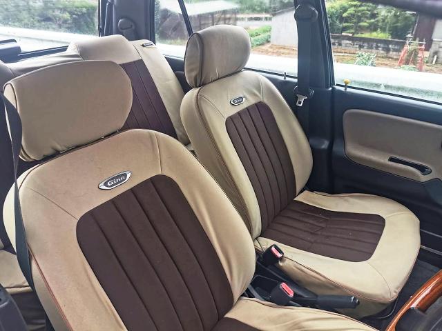 INTERIOR SEATS OF L700S MIRA GINO.
