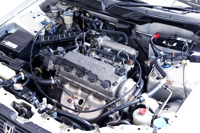 D15B 1500cc SOHC VTEC ENGINE.