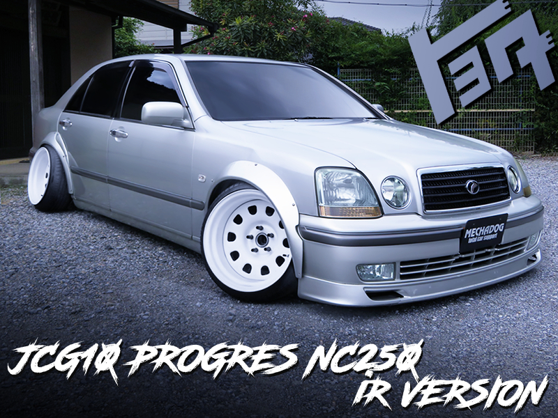 WIDEBODY and STANCED OF JCG10 PROGRES.