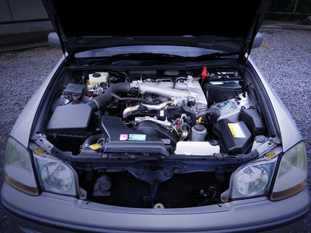 1JZ-FSE 2500cc ENGINE.