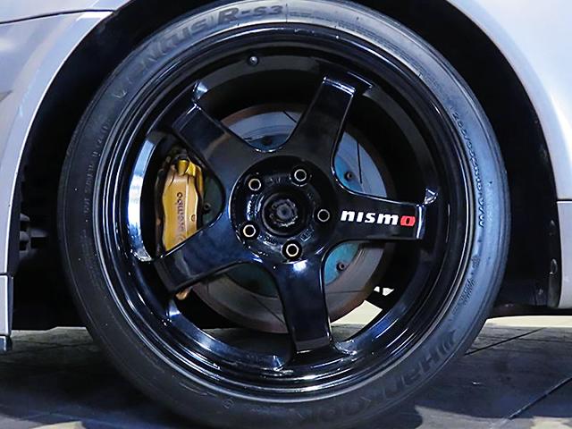 NISMO LM-GT4 WHEEL.