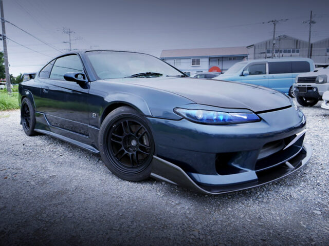 FRONT EXTERIOR OF S15 SILVIA SPEC-S.
