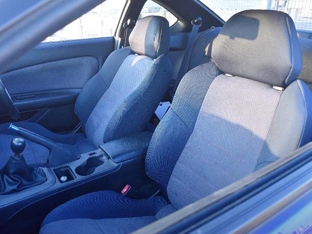 SEATS OF S15 SILVIA AUTECH Version INTERIOR.