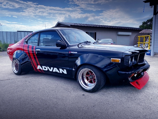 FRONT EXTERIOR OF S124AB SAVANNA RX-3 GS2.