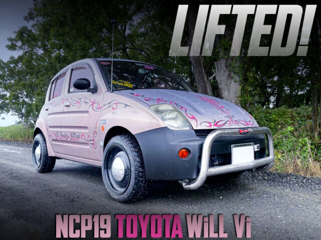 LIFTED NCP19 TOYOTA WiLL Vi.
