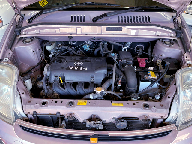 2NZ-FE ENGINE.