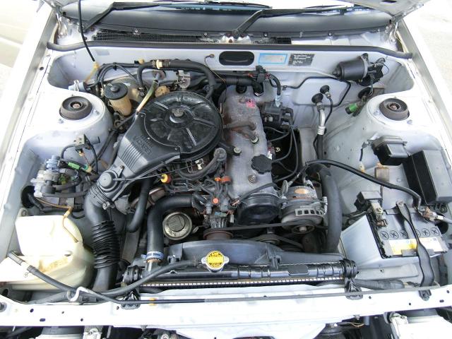 3A-U SOHC 1500cc ENGINE of AE85 MOTOR.