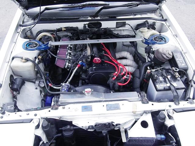 AE111 20-VALVE 4AGE 1600cc ENGINE.