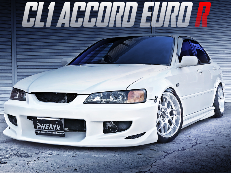 STANCED CL1 ACCORD EURO R.